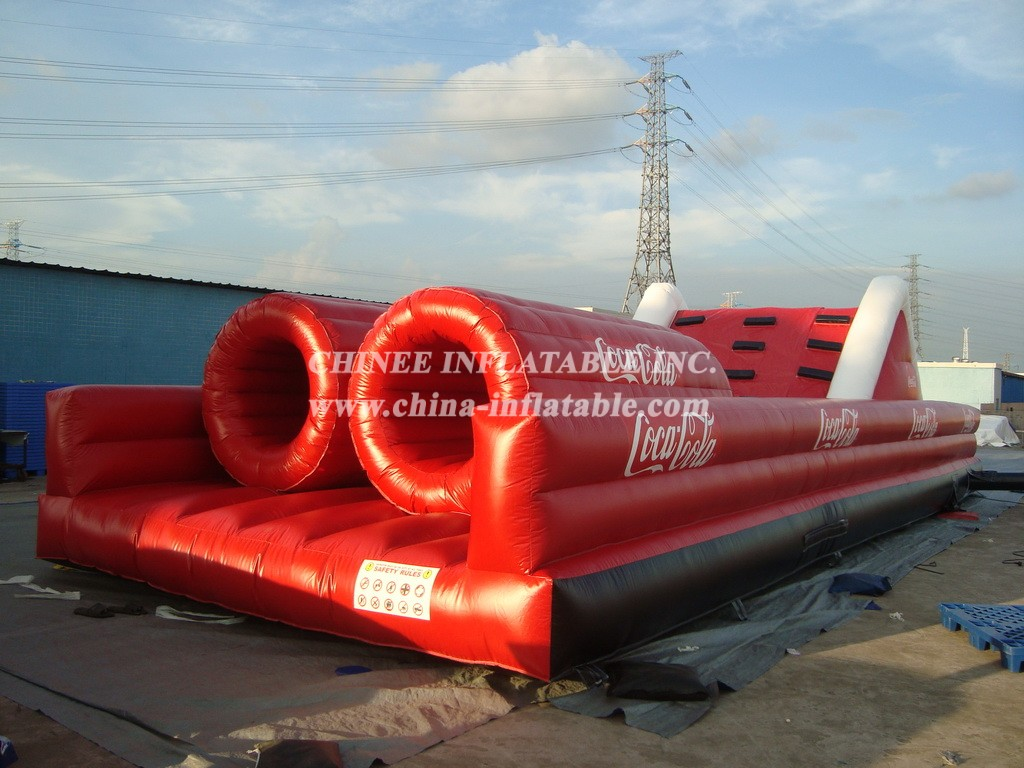 T7-505 Inflatable Obstacles Courses