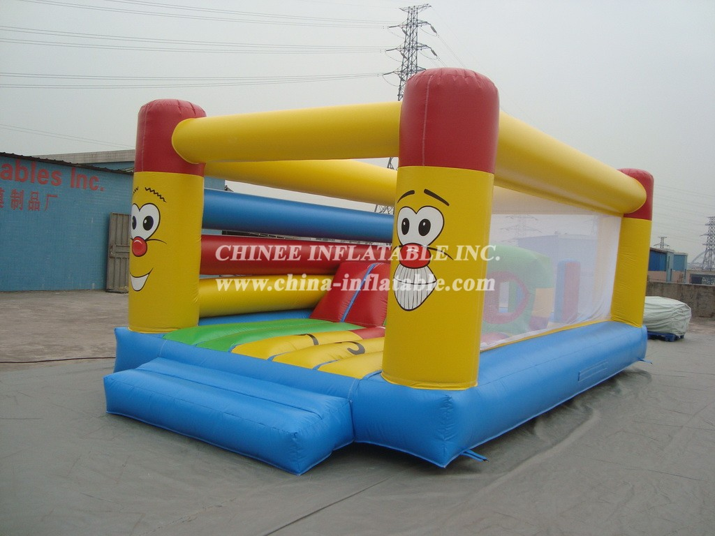 T2-2884 Inflatable Bouncer
