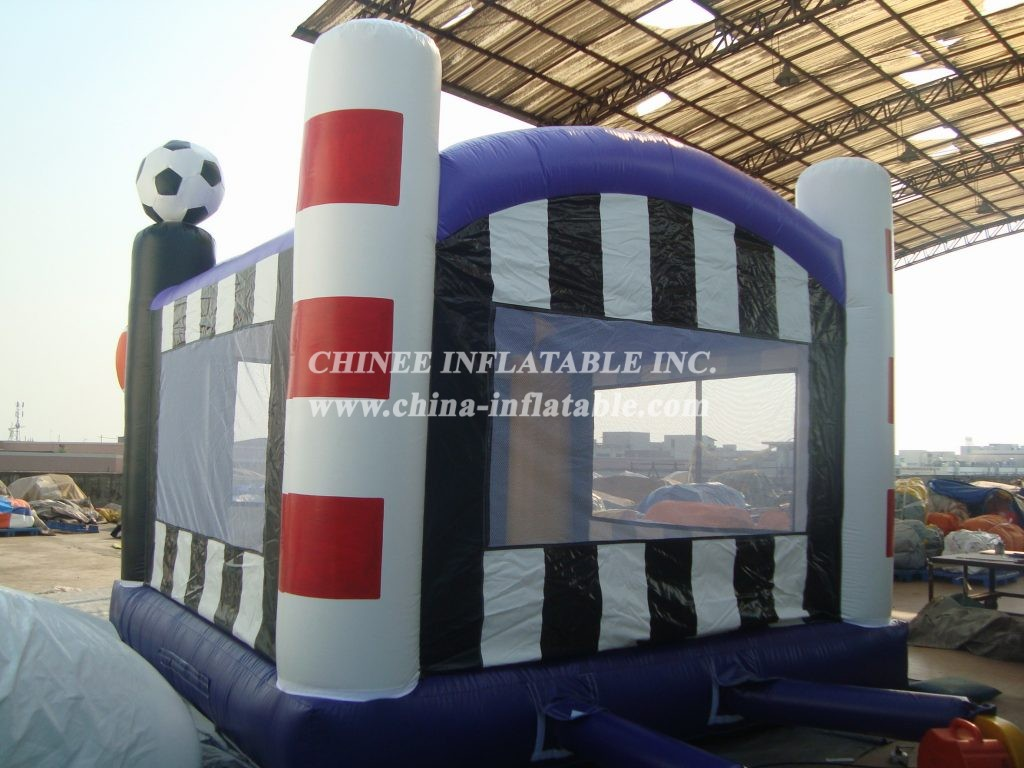 T2-1667 Inflatable Bouncer