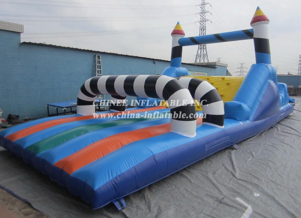 T7-542 Inflatable Obstacles Courses