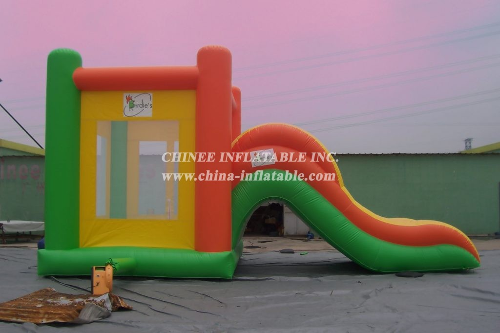 T2-2507 Inflatable Bouncers