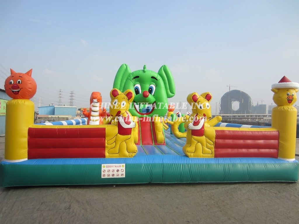 T6-418 giant inflatable