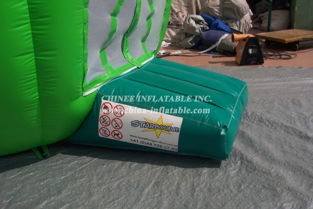 T2-2452 Inflatable Bouncers