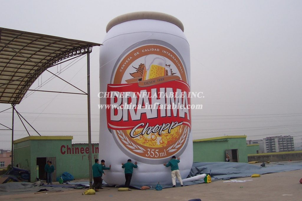 S4-280   Advertising Inflatable