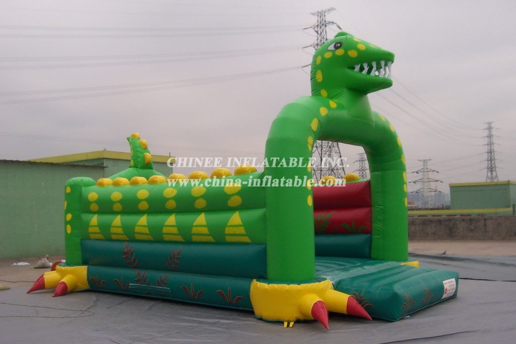 T2-302 inflatable bouncer
