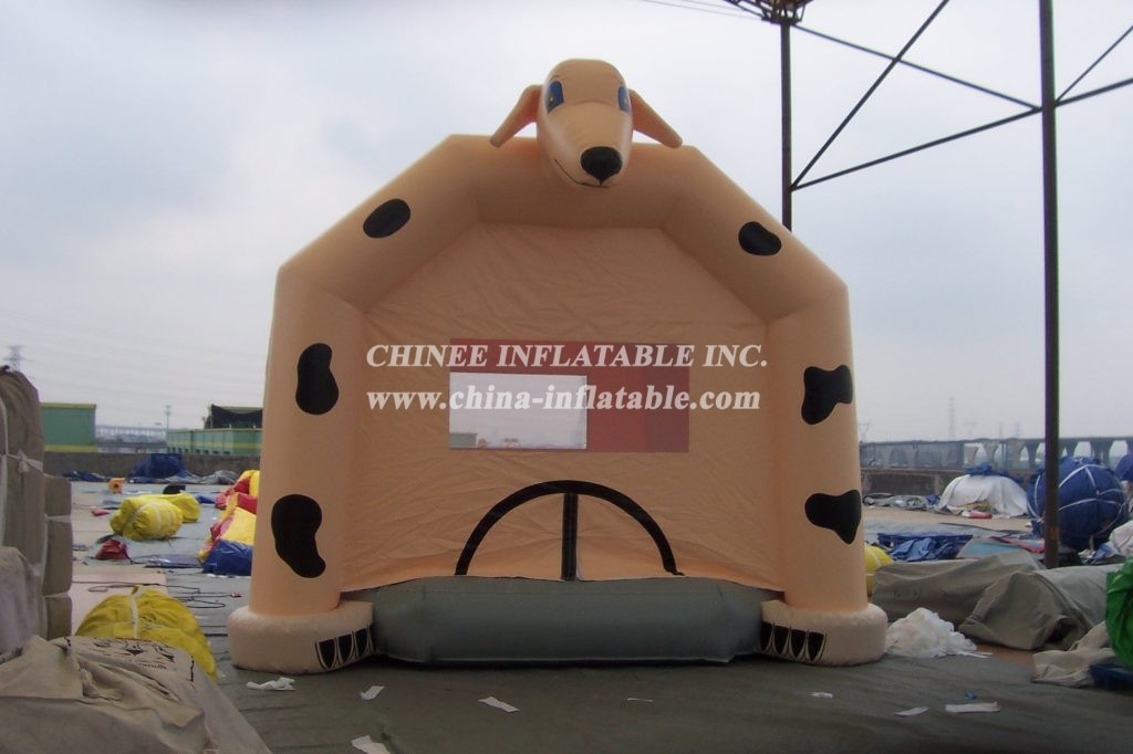 T2-335 inflatable bouncer
