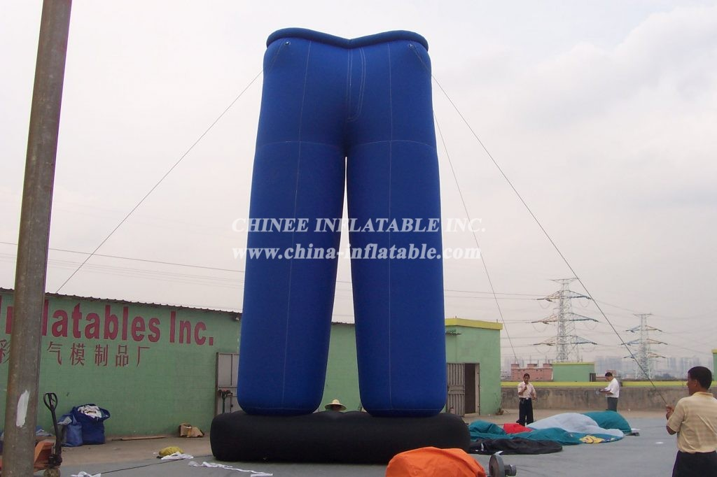 S4-284     Advertising Inflatable