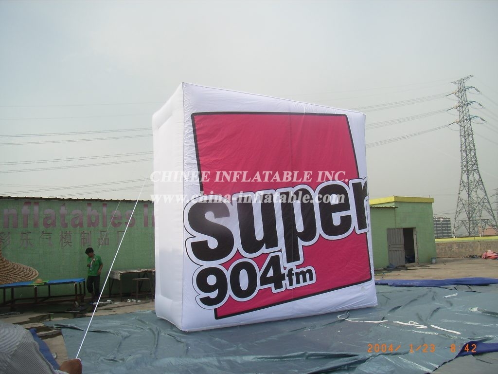 S4-200 Advertising Inflatable