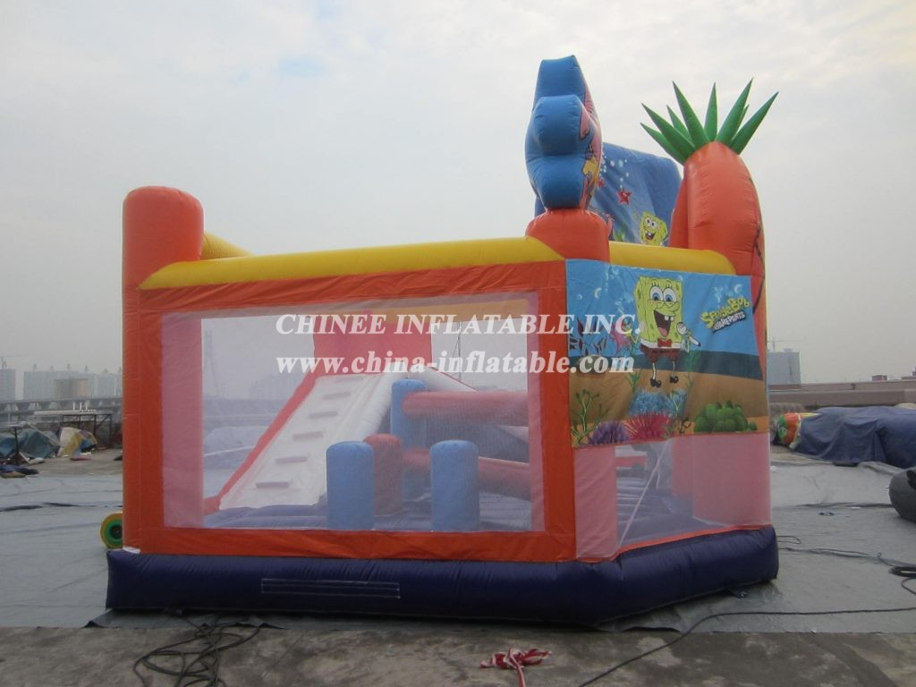 T2-546  Inflatable Bouncers