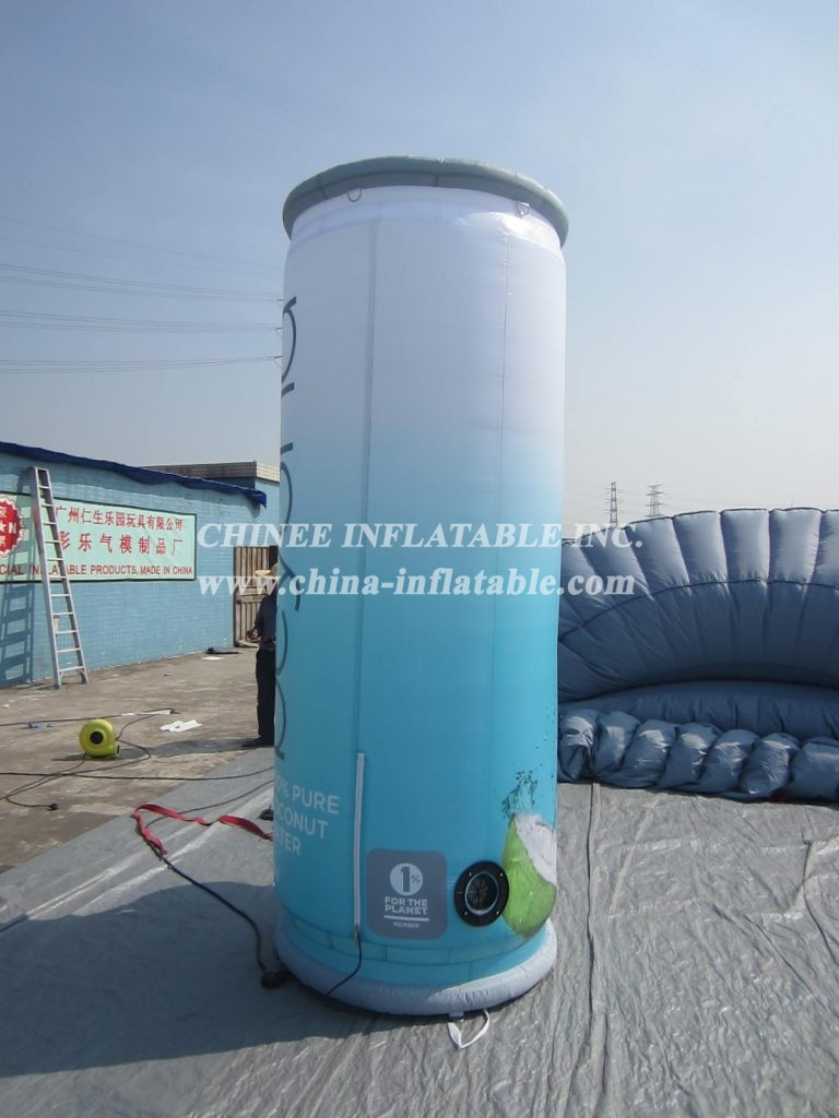 S4-291   Advertising Inflatable