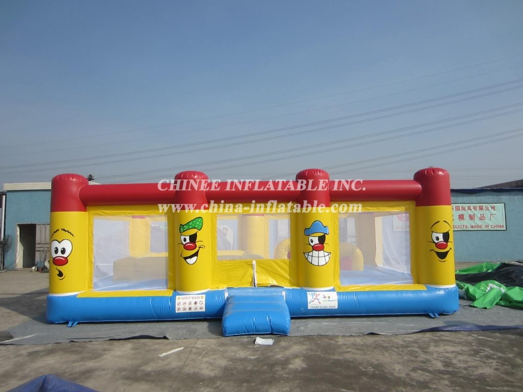 T2-2456   Inflatable Bouncers