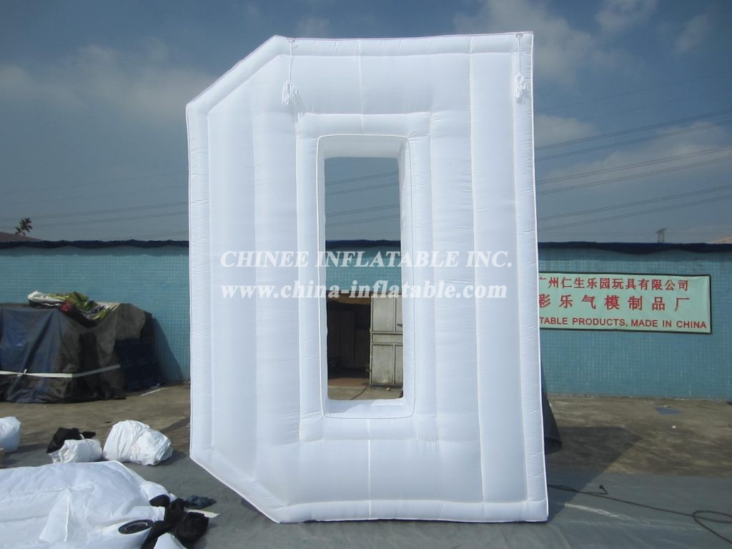 S4-290    Advertising Inflatable
