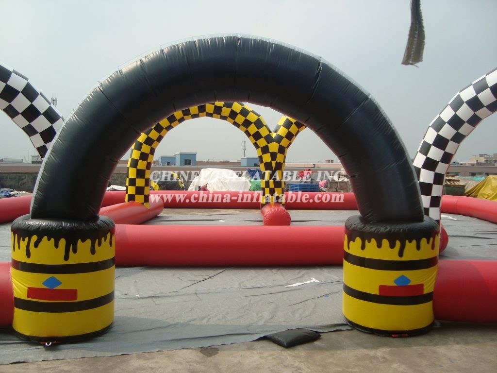 T11-916 Inflatable Sports