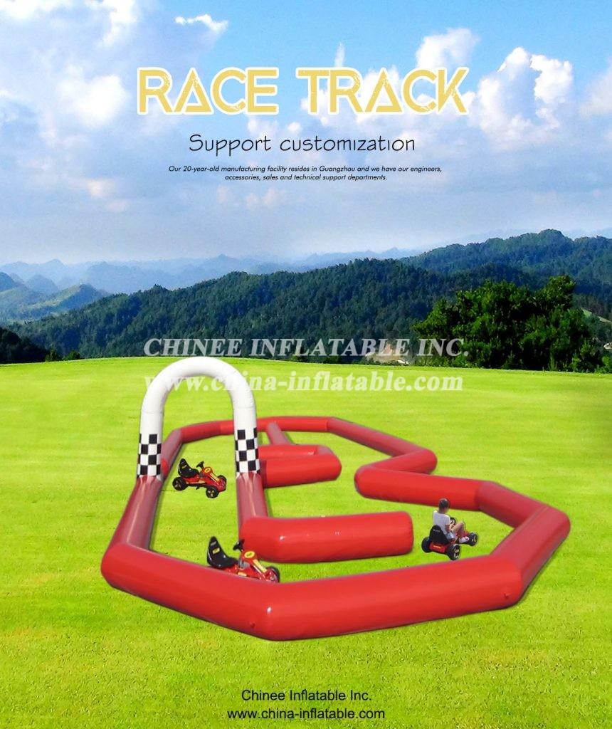赛道 - Chinee Inflatable Inc.