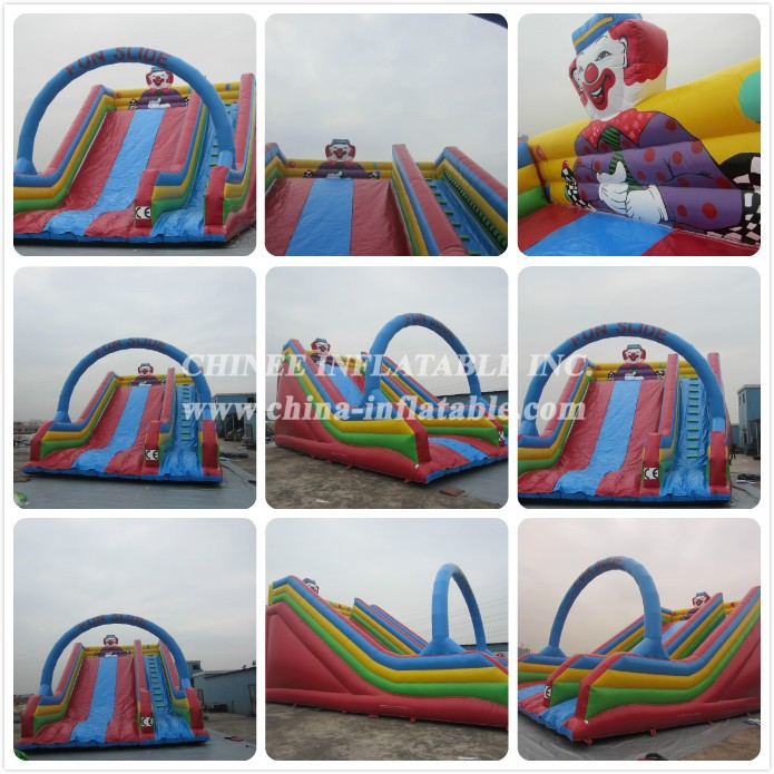 027 - Chinee Inflatable Inc.