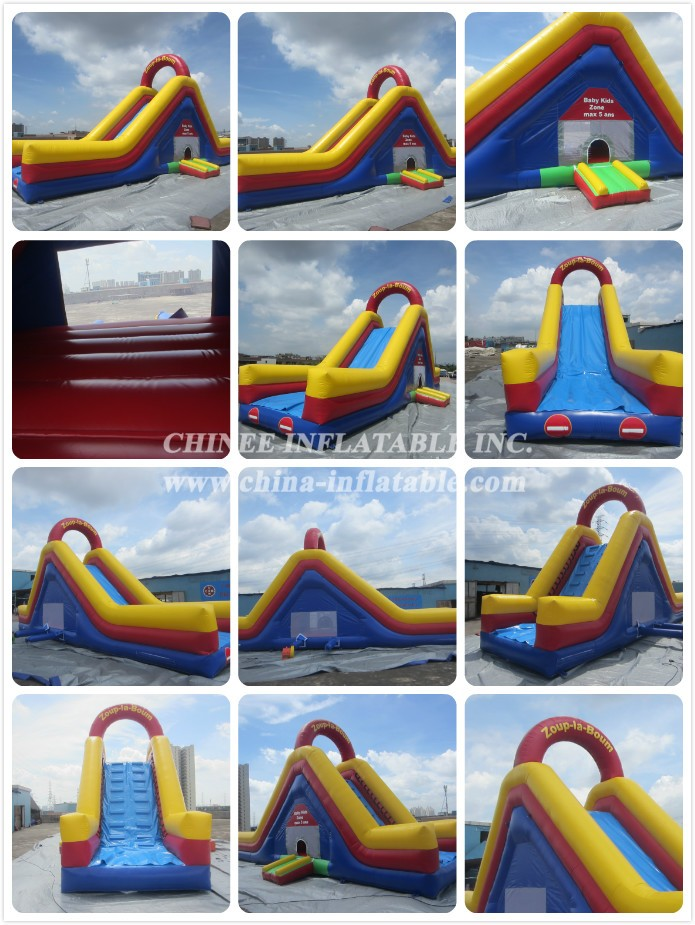041 - Chinee Inflatable Inc.