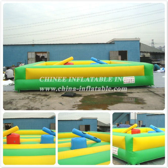 10 - Chinee Inflatable Inc.