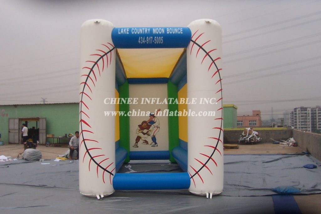 T2-184 inflatable bouncer