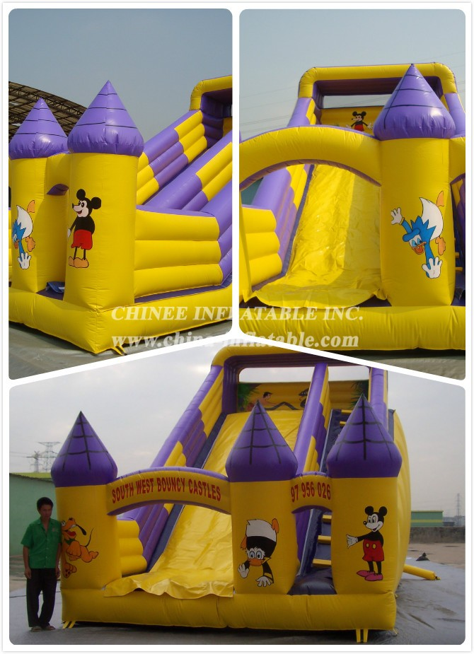 110 - Chinee Inflatable Inc.