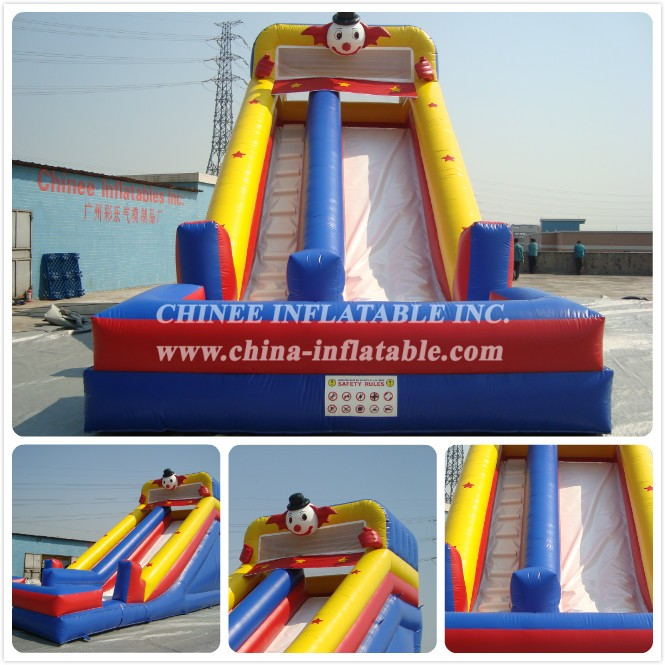 121 - Chinee Inflatable Inc.