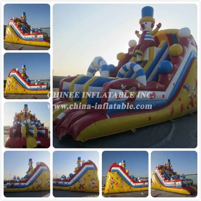 123 - Chinee Inflatable Inc.