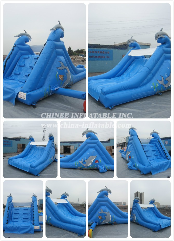 124 - Chinee Inflatable Inc.