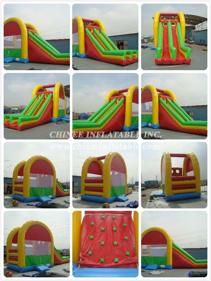 1257 - Chinee Inflatable Inc.