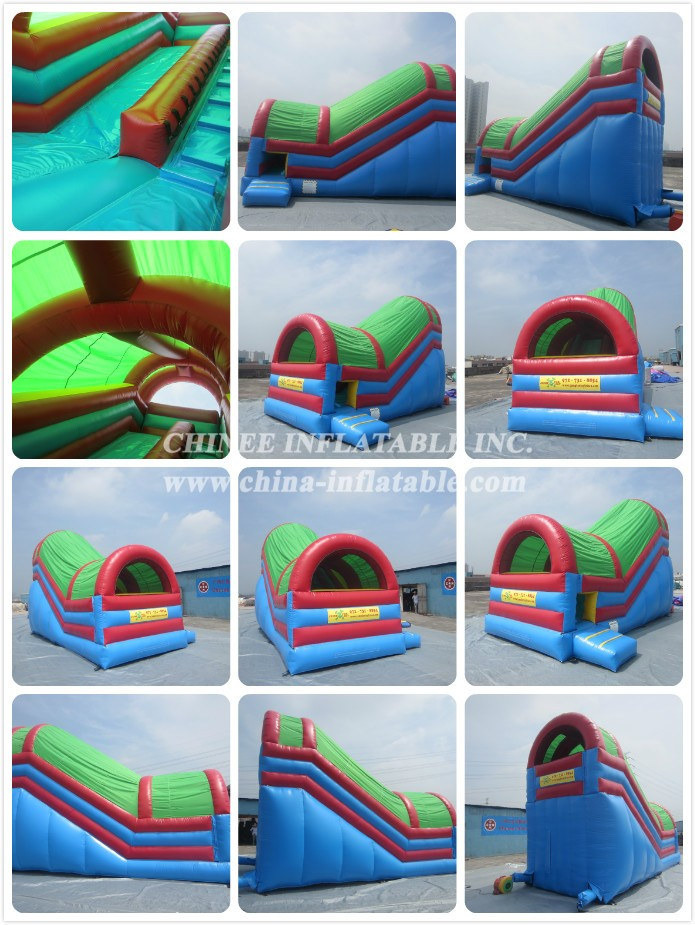 134 - Chinee Inflatable Inc.