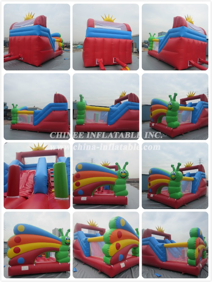 1354 - Chinee Inflatable Inc.