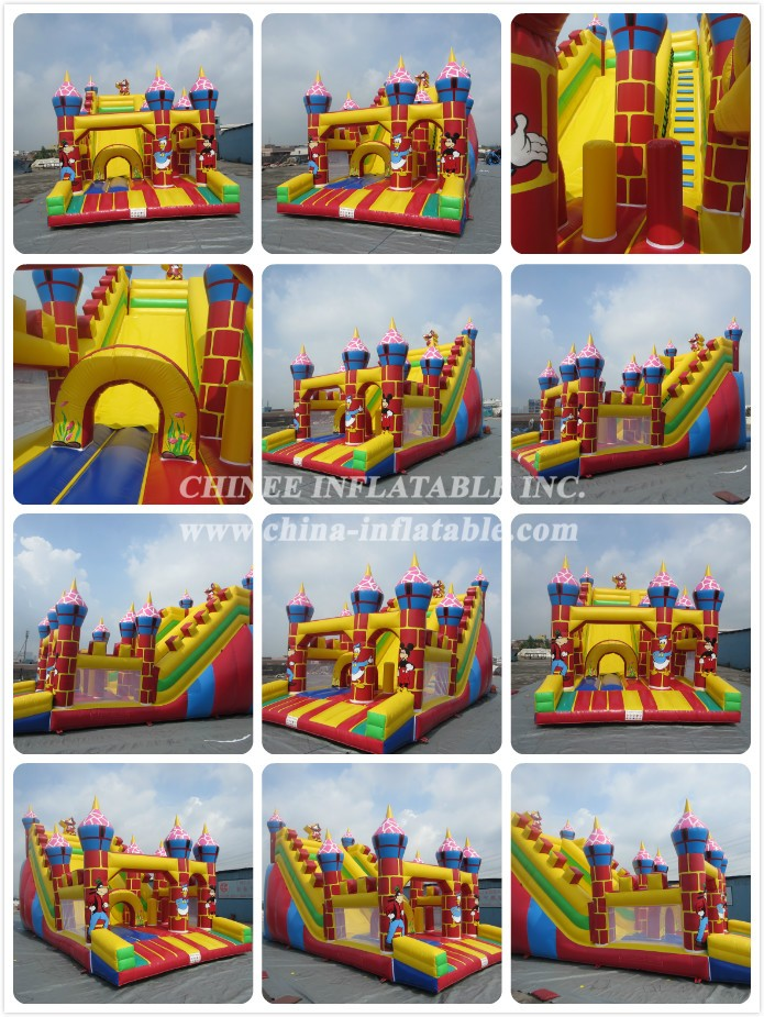 1358 - Chinee Inflatable Inc.