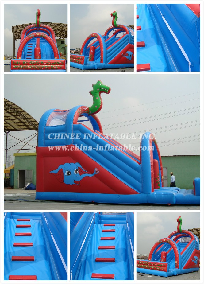 138 - Chinee Inflatable Inc.