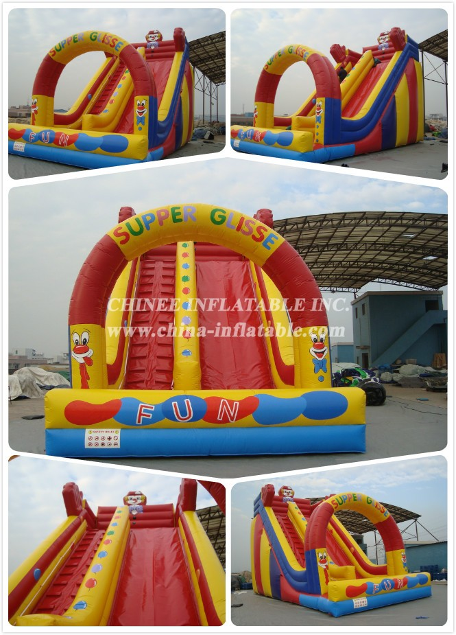 1411 - Chinee Inflatable Inc.