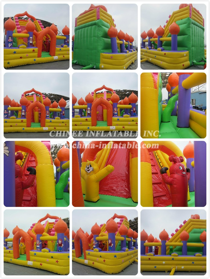 1412 - Chinee Inflatable Inc.