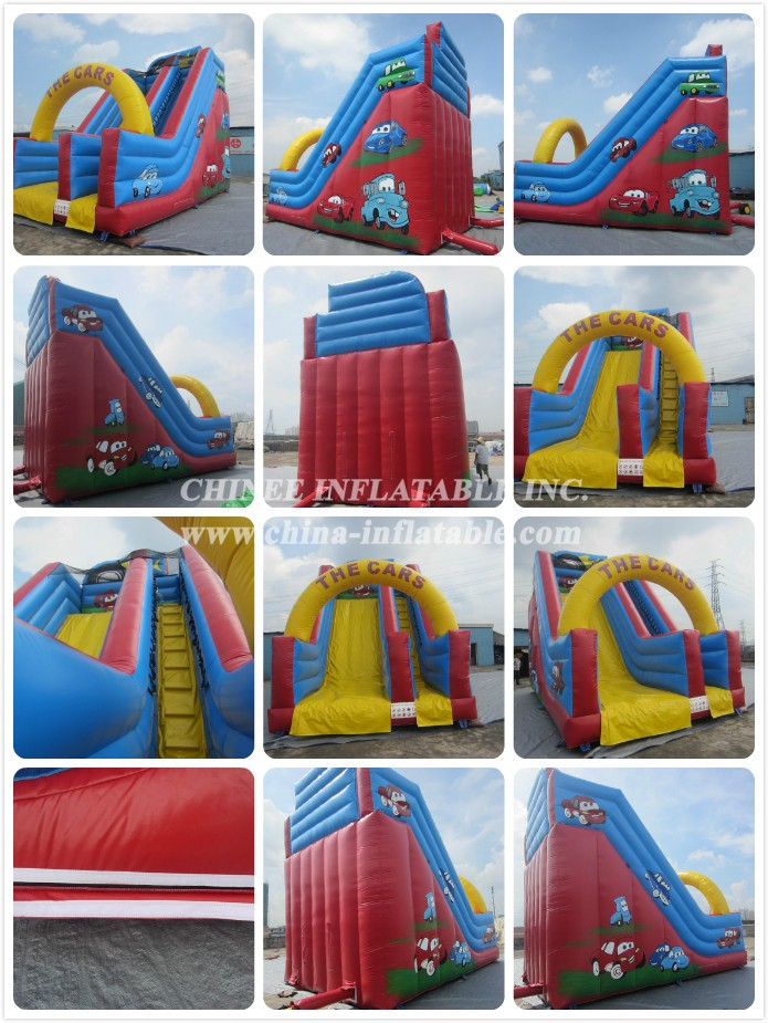 1417 - Chinee Inflatable Inc.
