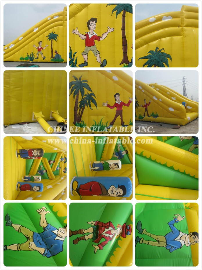 145 - Chinee Inflatable Inc.