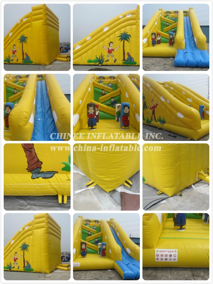 1465 - Chinee Inflatable Inc.