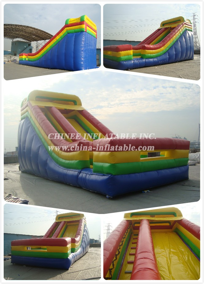 156 - Chinee Inflatable Inc.