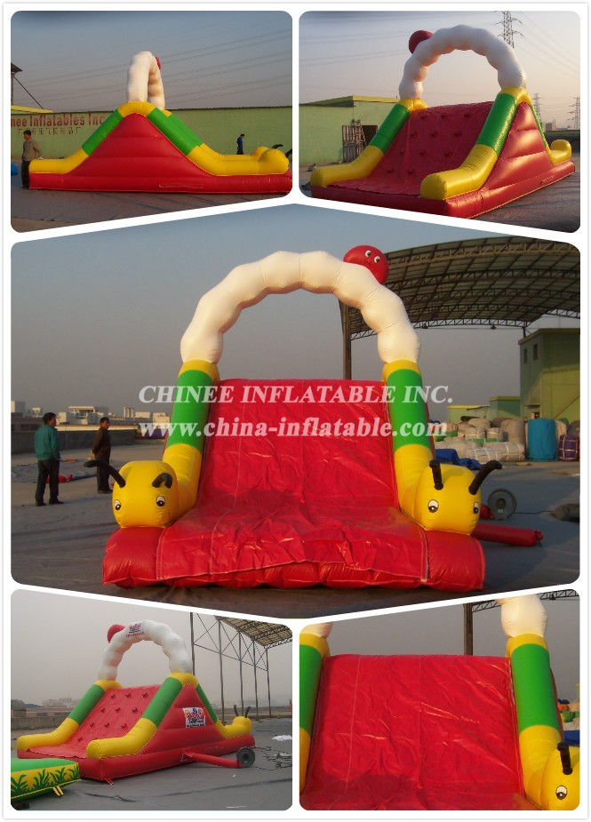 159 - Chinee Inflatable Inc.