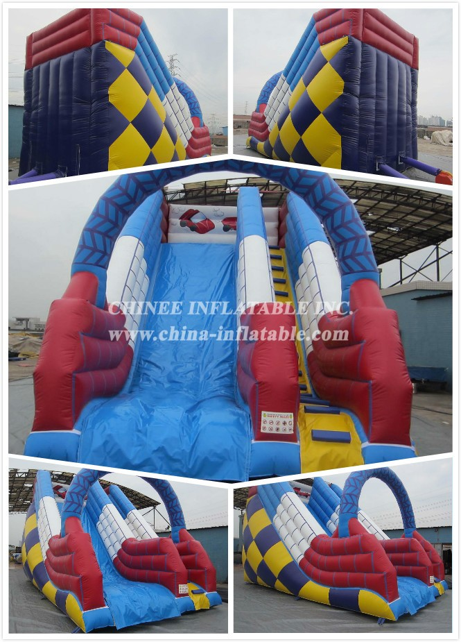 168 - Chinee Inflatable Inc.
