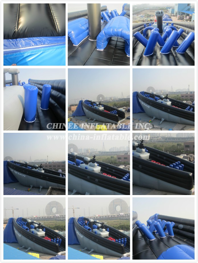 190 - Chinee Inflatable Inc.