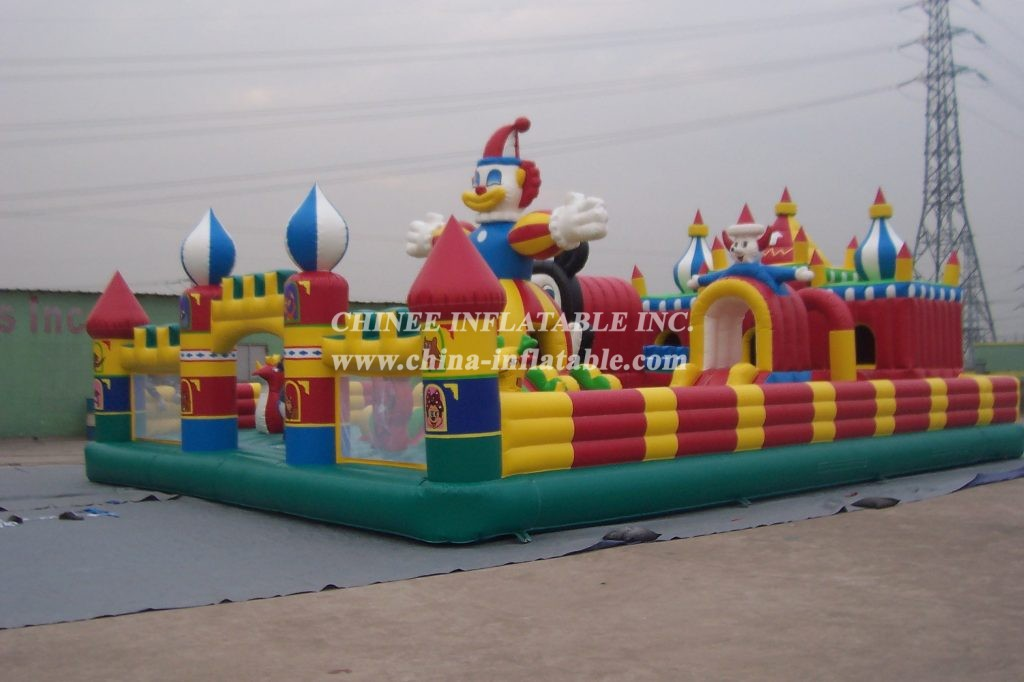 T6-341 giant inflatable