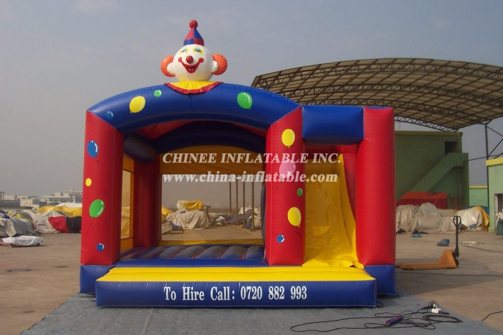 T2-2950 Inflatable Bouncers