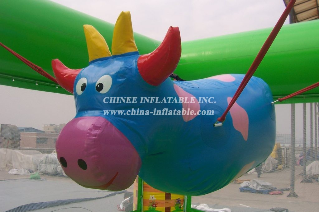 T2-2300 Inflatable Bouncer