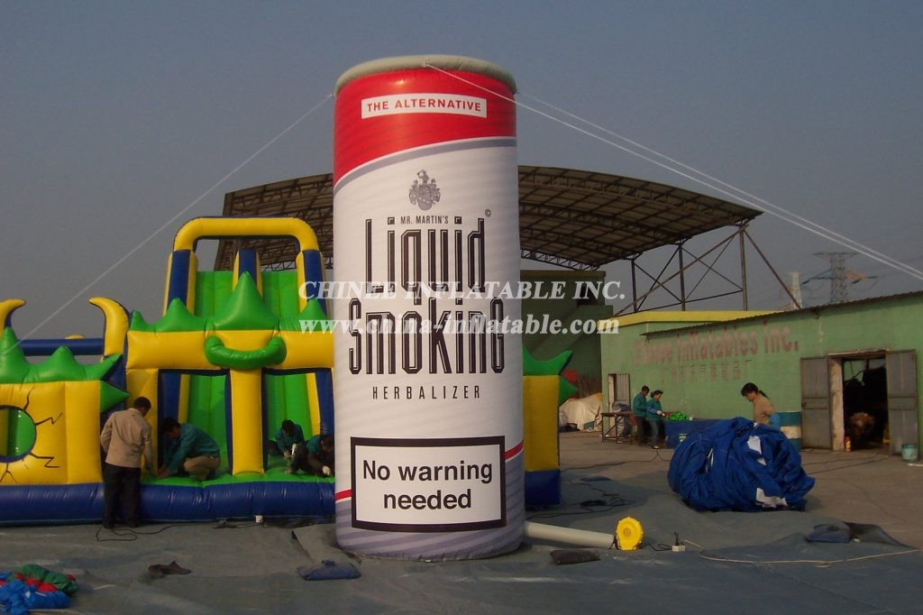 S4-168  Advertising inflatable