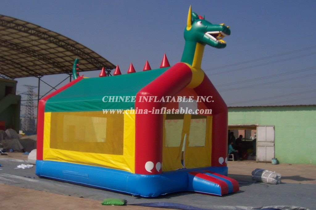 T2-2517 Inflatable Bouncers
