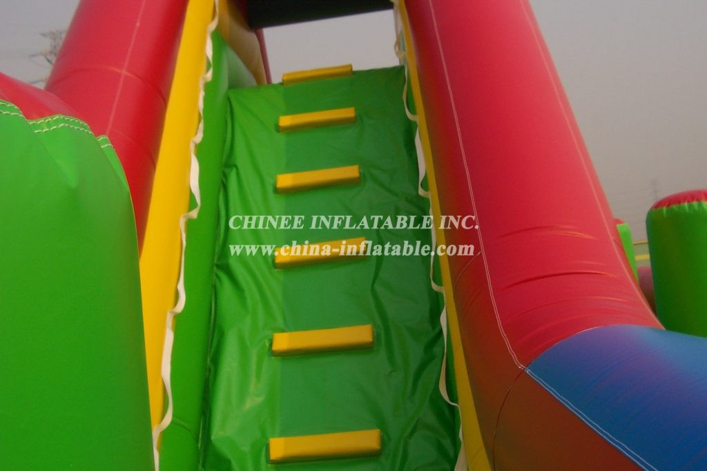 T7-431 Inflatable Obstacles Courses