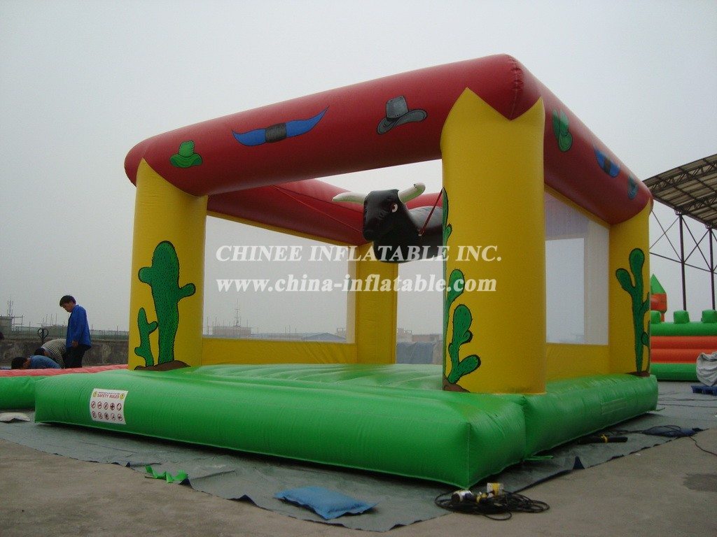 T2-720 Inflatable Bouncers
