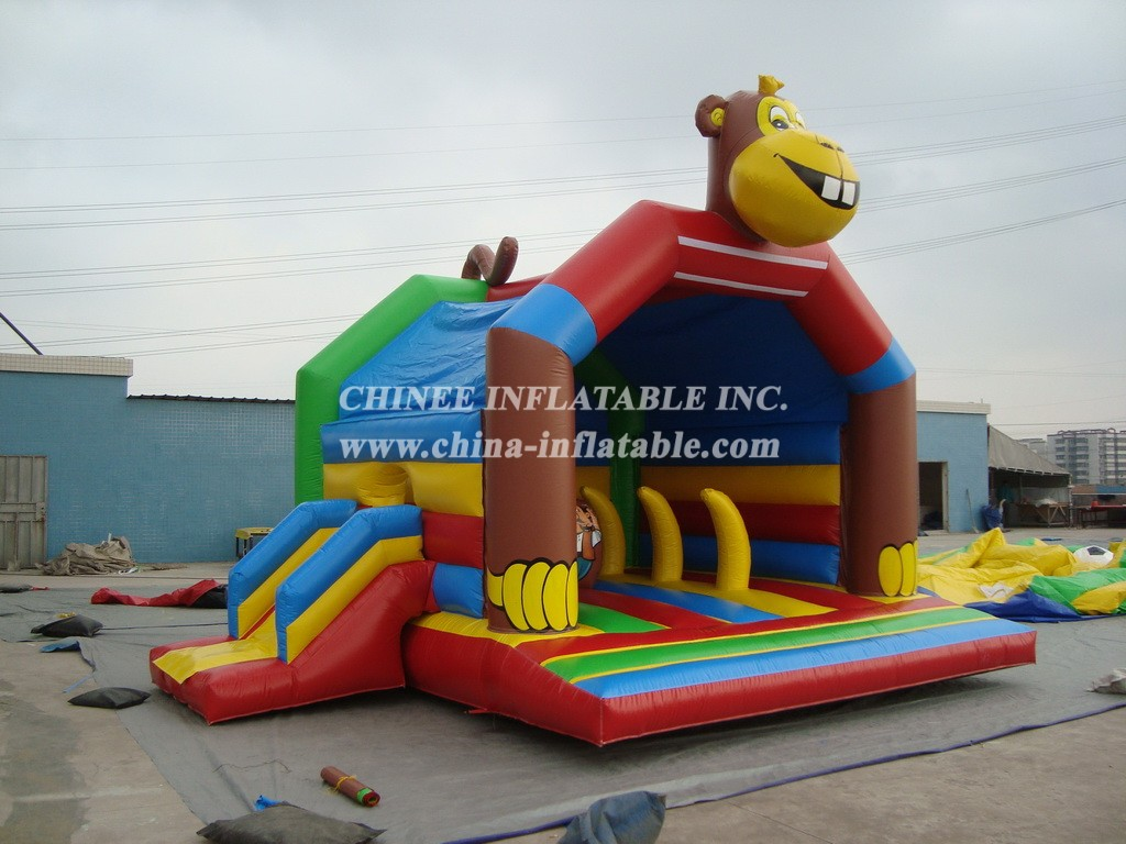 T2-2290 Inflatable Bouncer