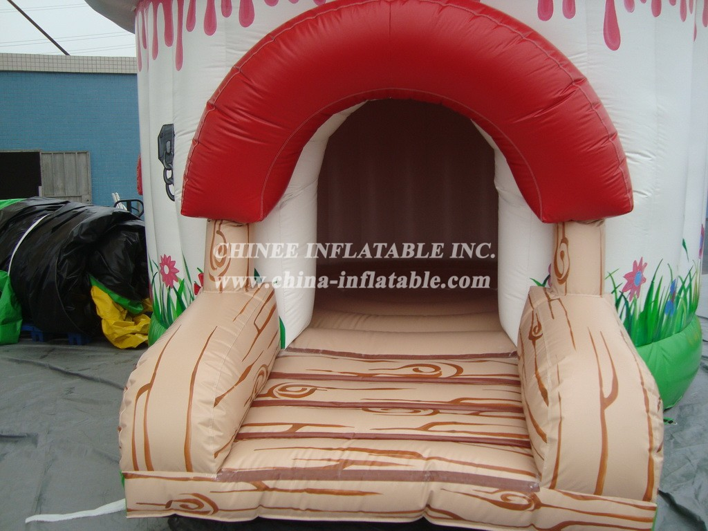 T2-2487 Inflatable Bouncers