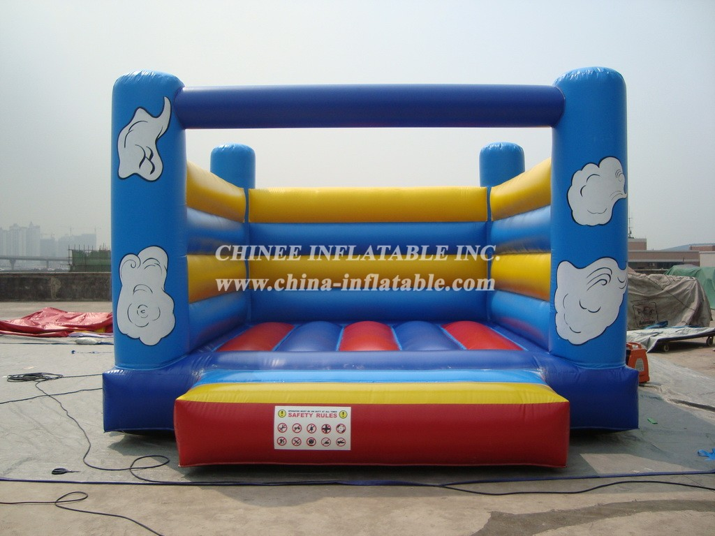T2-2715 Inflatable Bouncers